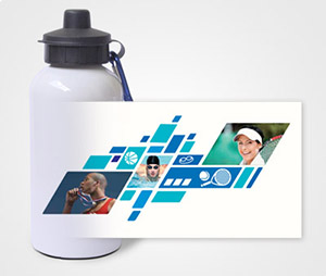Water Bottles printing Sports Activity