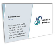 Online Business Card printing Power Logistics