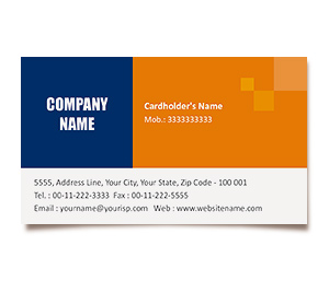 Business Card printing Financial Group