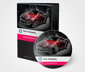 CD / DVD Covers printing Automobile Industry