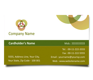 Business Card printing Health Care Industry