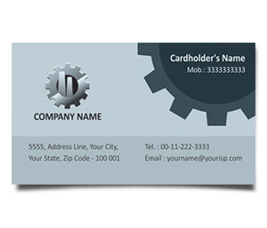 Business Card printing Automobile Industry