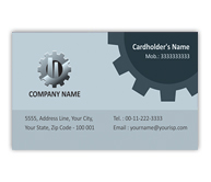 Online Business Card printing Automobile Industry