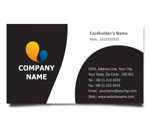 Business Card printing Multimedia Computing