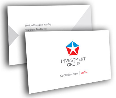 Online Business Card printing Investment Banks
