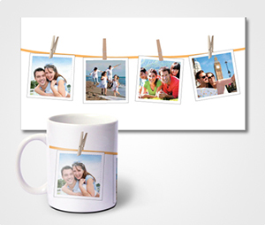 Mugs printing Music Theme