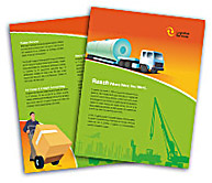 Online Brochure printing Worldwide Logistics