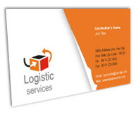 Online Business Card printing Logistics Source