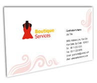 Online Business Card printing Brand Fashion