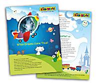 Online Brochure printing Kids Activities