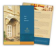 Online Brochure printing Heritage Hotel