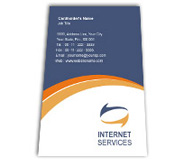 Online Business Card printing Internet Access
