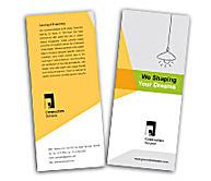 Online Brochure printing Wooden Construction