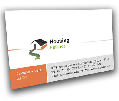 Online Business Card printing Real Estate Finance