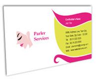 Online Business Card printing Fashion Hair Salon