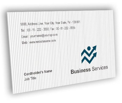 Online Business Card printing Business Consultants