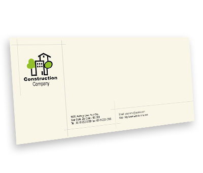 Online Envelope printing Home Construction