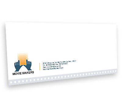 Online Envelope printing Video Movie Maker