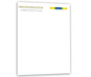 letterhead design edit online digital printing offset printing option