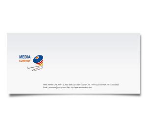 Envelope printing Film Production