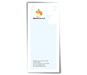 Envelope printing Medical Center