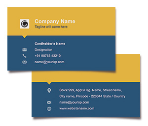 Business Card printing Advisory Services