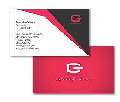 Online Business Card printing Digital Marketing Services