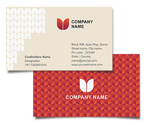 Business Card printing Commodity Exchange