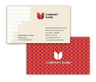 Online Business Card printing Commodity Exchange
