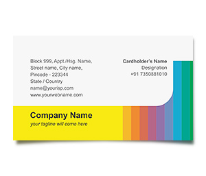 Business Card printing Colour world Paint Shop