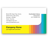 Online Business Card printing Colour world Paint Shop