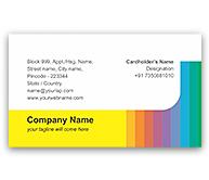 Online Business Card printing Colour world Paint Shop