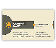 Online Business Card printing Management Consultant