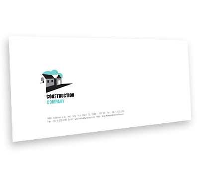 Online Envelope printing Construction House