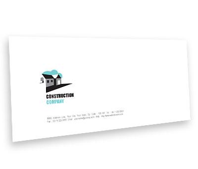 Online Envelope printing Construction House