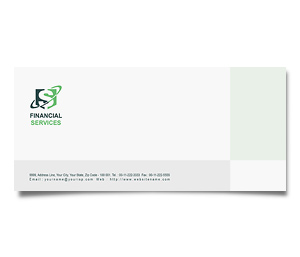 Envelope printing Finance Company
