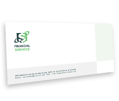 Online Envelope printing Finance Company