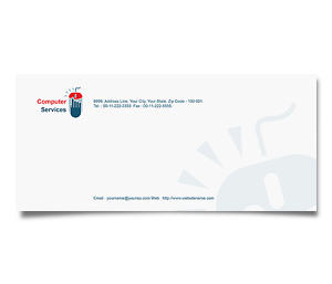 Envelope printing Computer Parts