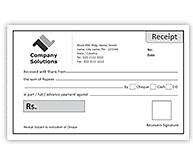 Online Bill Book printing Office Receipt