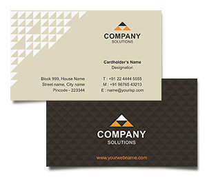 Business Card printing Interior Designing