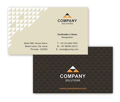 Business card design for interior designing offset or digital printing online business card printing interior designing reheart Image collections