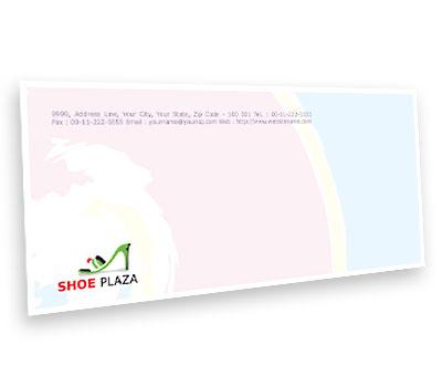 Online Envelope printing Beauty Cosmetics