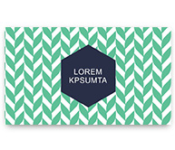 Online Business Card printing Environmental Consultant