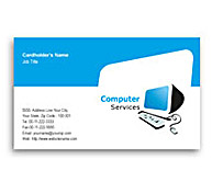 Online Business Card printing Computer Accessories