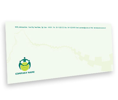 Online Envelope printing Social Network