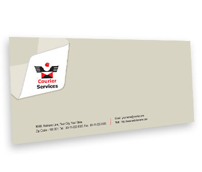 Online Envelope printing Courier Service