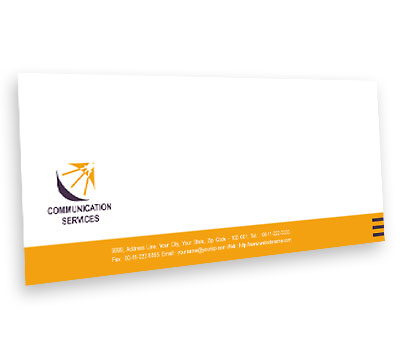 Online Envelope printing Communication Centre
