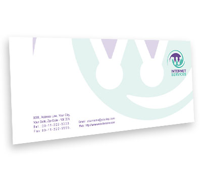 Online Envelope printing Web System