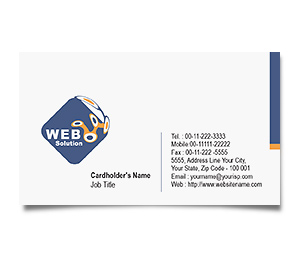 Business Card printing Web Solutions