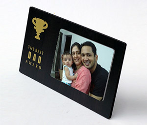 Photo Gifts printing Best Dad Photo Frame